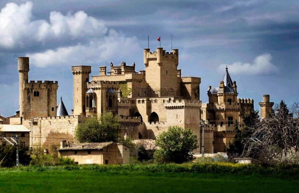 Winery and Royal Palace of Olite