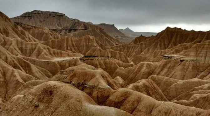 Bardenas Reales Natural Park, a Moonscape in Navarre