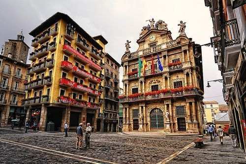 Visita guiada Pamplona // Guided visit Pamplona