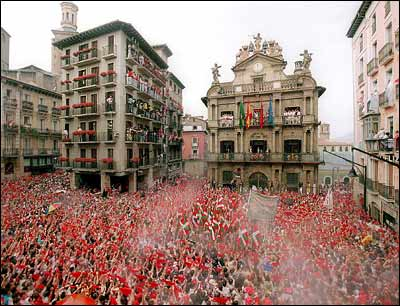 San Fermines de Pamplona / Running of the Bulls